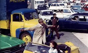 Ο Ζάκ Τατί στην ...τρέλα του αυτοκινήτου!!