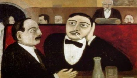 Tullio-Garbari-Intellectuals-de-la-Rotonde-Cafe-1925-διανοούμενοι-2-1024x585